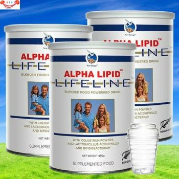 TPBS Sữa Non Alpha Lipid